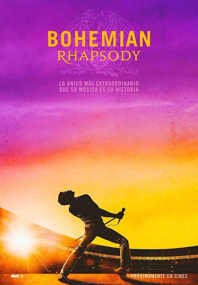 7. Bohemian Rhapsody (2018) IMDb: 7.9
