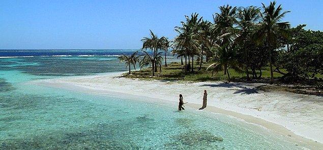 18. Ve son olarak, ıssız bir adada yaşamak.