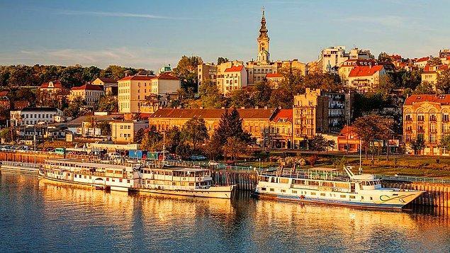 1. Belgrad