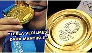 Olimpiyatlarda Verilen Altın Madalyanın Değerini Öğrenince Epey Şaşıracaksınız!