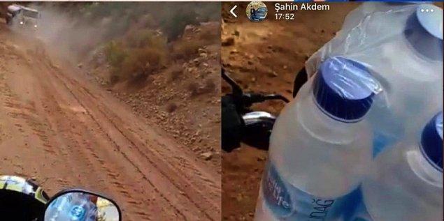 Bu paylaşımlarından sonra Şahin'in dönüş yolunda motoruyla kaza yaptığı ve daha sonra da alevlerin arasında kalarak hayatını kaybettiği anlaşıldı.