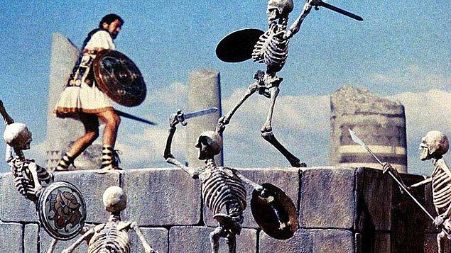 1. Jason and the Argonauts (1963)
