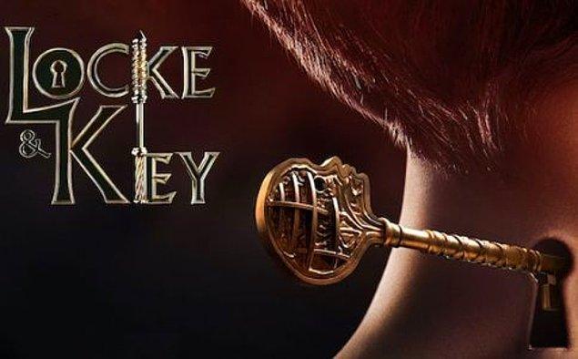 6. Locke and Key - IMDb 7,4