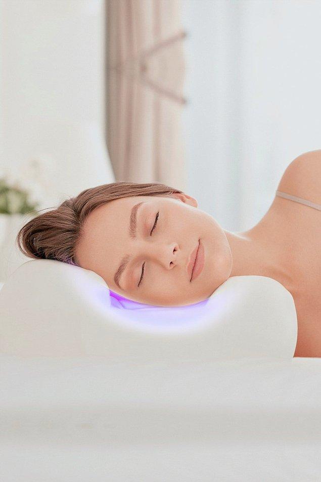 6. Yeterince kozmetik ürününden bahsettiysek yaşlanma önleyici yastıktan bahsedelim biraz da.