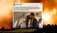 Bakan Pakdemirli'nin 'Envanterimizde Yangın Söndürme Uçağı Yok' Açıklamasına Tepki Yağdı