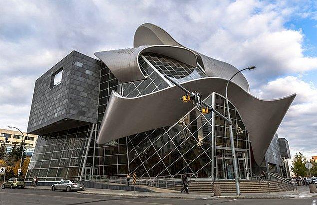 13. Alberta Sanat Galerisi, Kanada