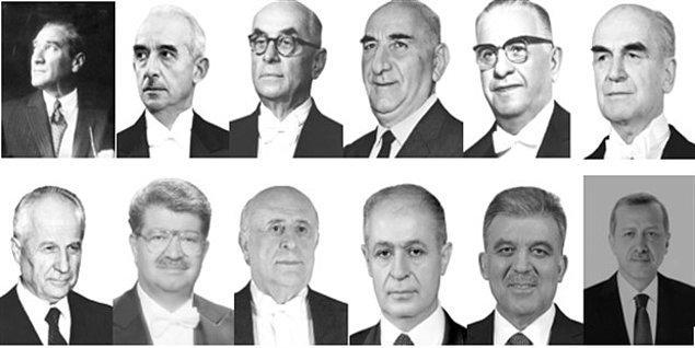 6. Türkiye Cumhuriyeti tarihinde Atatürk döneminin son başbakanı kimdir?