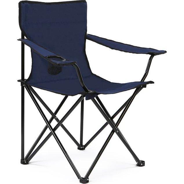 4. Joystar Katlanır Kamp Plaj ve Balıkçı Sandalyesi
