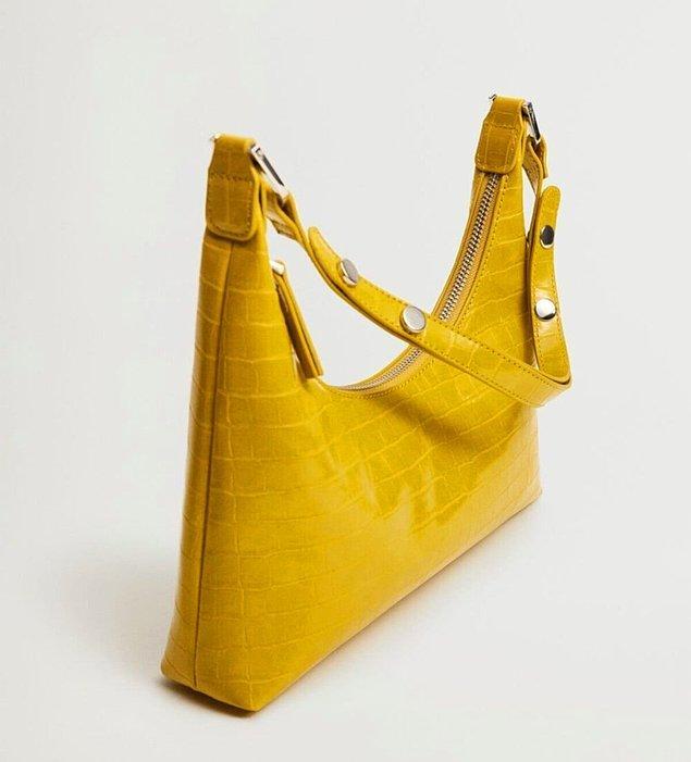 3. Star parçanız olacak Mango çanta 👇