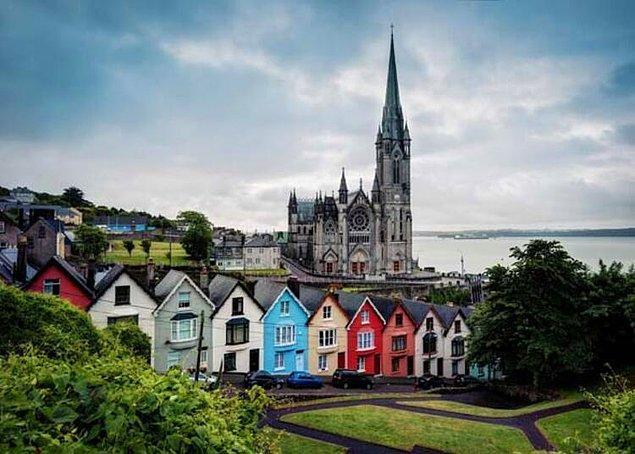3. İrlanda