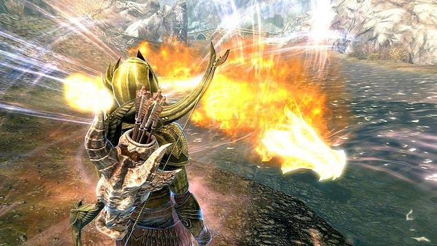 4. The Elder Scrolls V: Skyrim