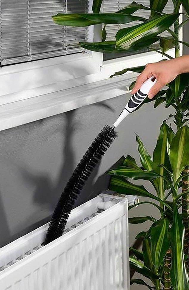 12. Temizlik yaparken peteklerin içini temizlemeden geçmeyin...