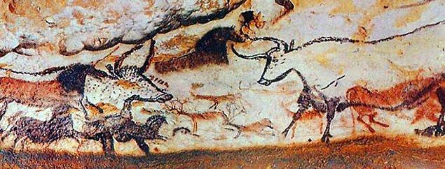 Resimlerde kullanılan oksitler ise tüm çizimlerin net olarak tarihlendirilmesini önlüyor.