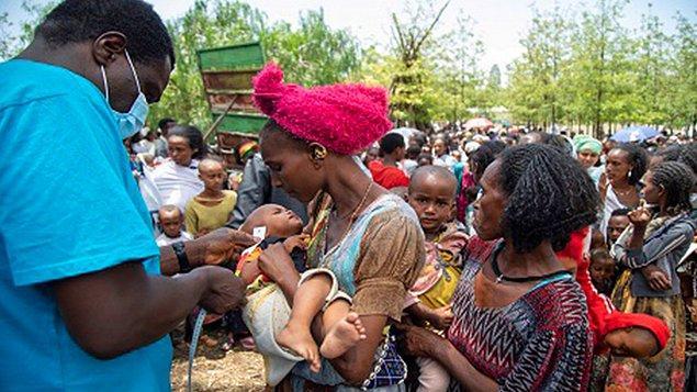 BM'den Küresel Çapta Açlık Uyarısı