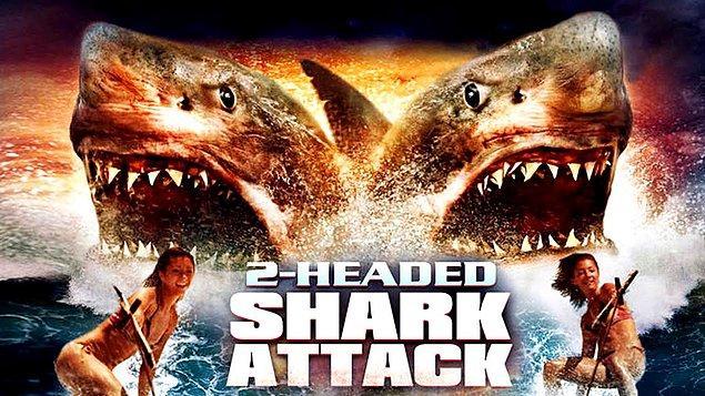 İki Başlı Köpek Balığı Oyuncuları