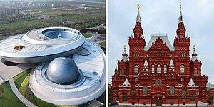 15 самых необычных музеев мира, чья архитектура значно отличается от других