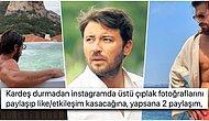 Oyuncu Tolga Güleç, Türkiye'nin Dört Bir Yanı Yanarken Can Yaman'ın Çıplak Fotoğraflar Paylaşmasına İsyan Etti