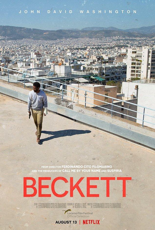 11. Beckett / Netflix Orijinal Filmi / 13 Ağustos