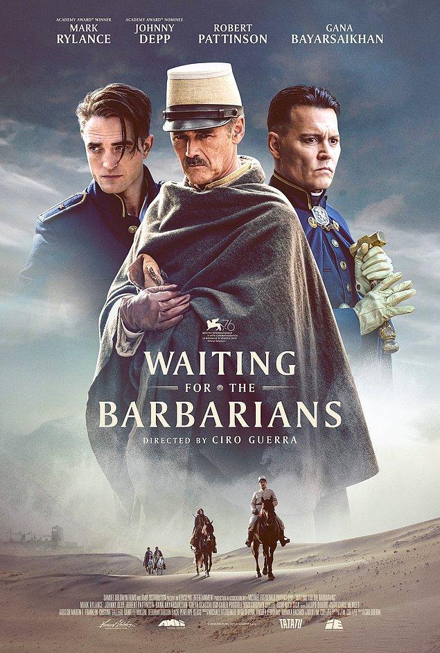 23 Ağustos 21.15 - Waiting for the Barbarians (Barbarları Beklerken)