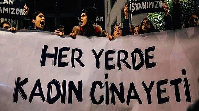 14. Bitmek tükenmek bilmeyen kadın cinayetleri, İstanbul Sözleşmesi'nin bir gecede feshedilmesi ve her geçen gün artan bu politik nefret,
