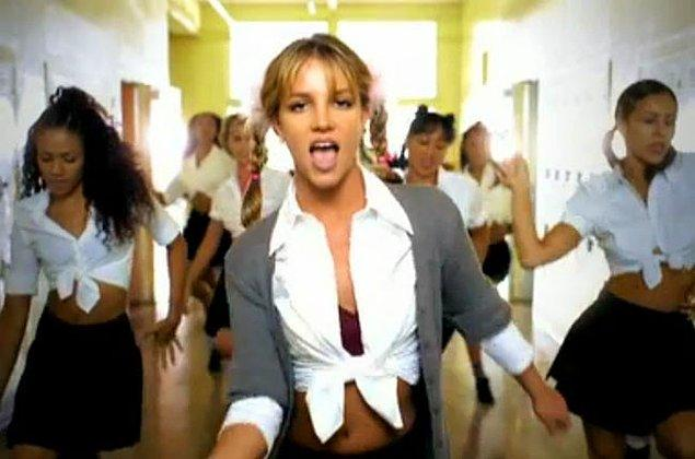 30. Britney Spears - …Baby One More Time