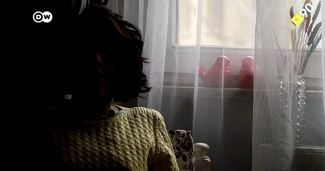 Annelerinin bu rahatsızlığı nedeniyle kızları büyük travmalar yaşamış…