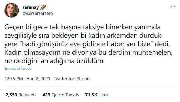 İş görüşmesi yapmak için görüştüğü Mustafa Murat Ayhan tarafından vahşice katledilen Azra Gülendam Haytaoğlu'nun ardından bir kez daha kadınlar can güvenlikleri için yaptıkları küçük ama etkili şeyleri paylaşmaya başladı.