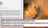 Moral ve Motivasyon Gerekçesiyle Yangın Haberlerinin Yapılmasını Yasaklayan RTÜK Büyük Tepki Çekti