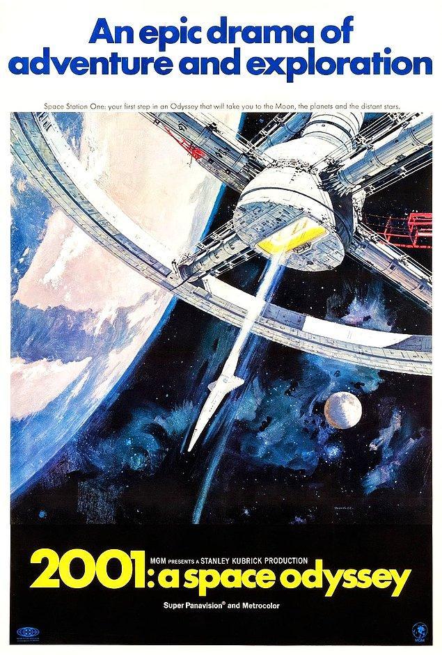 3. 2001 Space Odyssey - IMDb 8.3