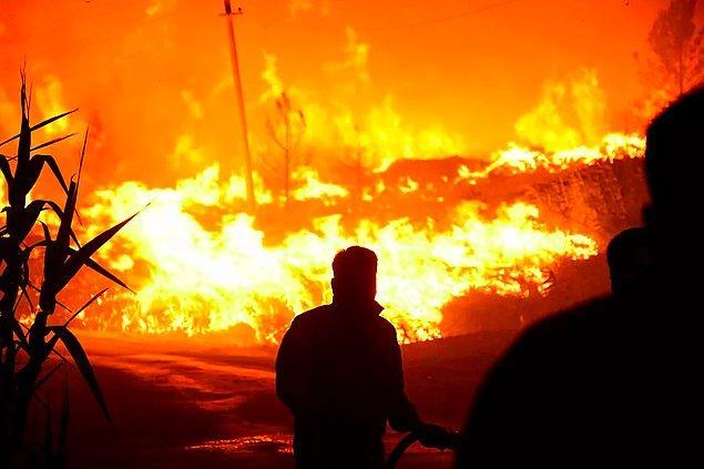 Günlerdir yaşadığımız acının tarifi yok...Havadan müdahaleler yetersiz geliyor; ormanlarımız, ciğerlerimiz, canlarımız yanıyor.