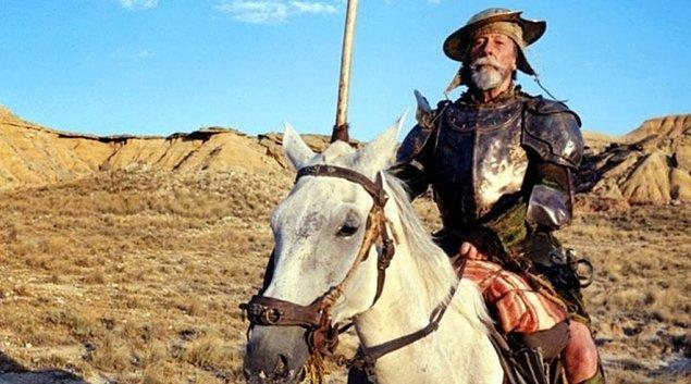 3. Don Kişot olmak için yola çıkan pek çok kişi sonunda evine Sancho Panza olarak döndü.