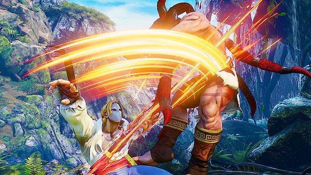 4. Vega - Street Fighter