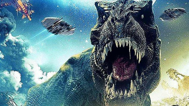 Jurassic Galaksi Konusu Nedir?