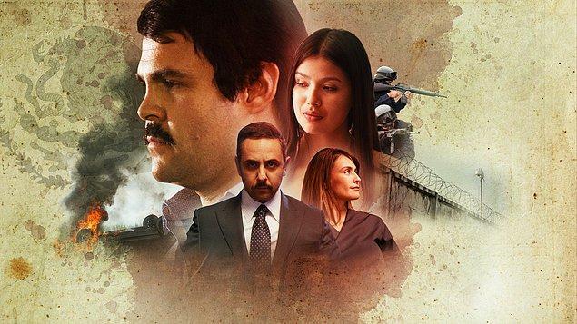 7. El Chapo (2017 - ... ) - IMDb: 7.8