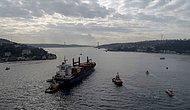 Kanal İstanbul'a Gerekçe Gösteriliyordu: İstanbul Boğazı'ndaki Gemi Trafiği Azalıyor