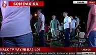 İsmail Saymaz'ın Konuştuğu Anlarda Halk TV Canlı Yayınını Bastılar!