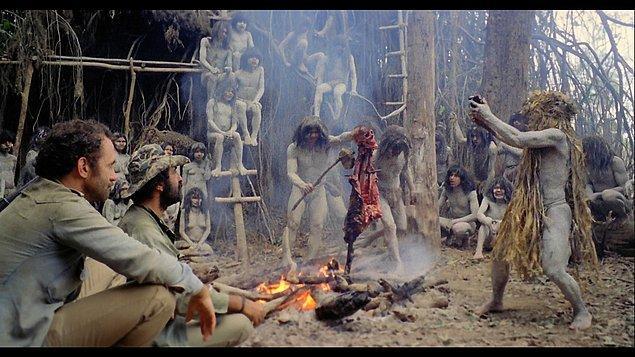 4. Cannibal Holocaust