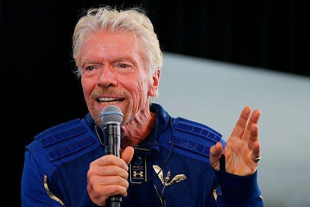 İngiliz iş insanı ve yatırımcı Sir Richard Branson'ın geçtiğimiz ay uzaya çıktığını hatırlayanlarınız elbet vardır. Branson bu anı 'çocukluğundan beri hayalini kurduğu bir düş' olarak tanımlıyor.