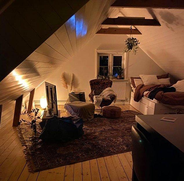 """12. """"İsveç evleri neden hep bu kadar mükemmel görünüyor. Evlerini nasıl tasarlamaları gerektiğini okulda mı öğreniyorlar?"""""""