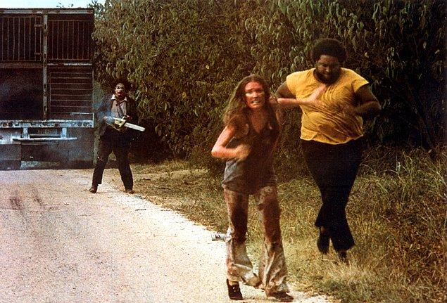 87. The Texas Chainsaw Massacre (1974)