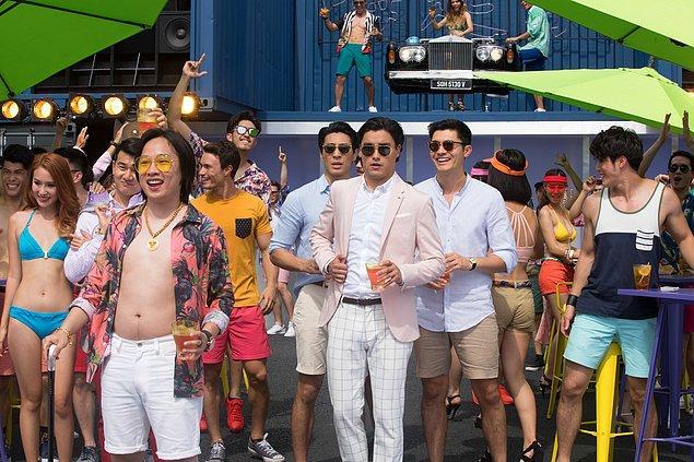 Crazy Rich Asians - IMDb 6.9