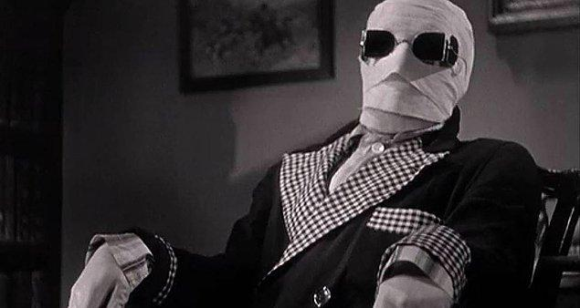 32. The Invisible Man (1932)