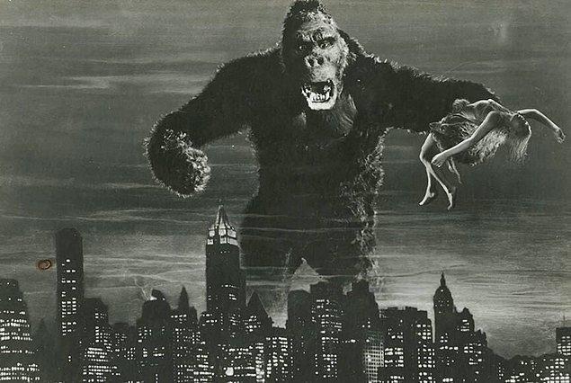 6. King Kong (1933)