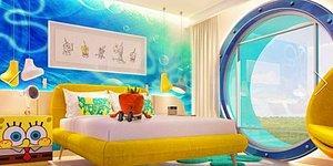 В Мексике открылся долгожданный отель, посвященный Nickelodeon