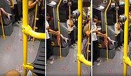 Metrobüste Oturan Kadını İzinsiz Kaydeden Mülteci: 'Türkiye Gençleri Böyle Oturuyor, Böyle Bir Şey Olur mu?'