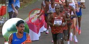 Марафонец, которого окрестили «большим придурком Олимпиады» за опрокидывание напитков, не признает, что сделал это намеренно