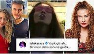 Mustafa Ceceli ile Yaptığı Düetle Adını Duyuran Irmak Arıcı, Trafikte Kavga Ettiği Sürücünün Yüzüne Tükürdü!
