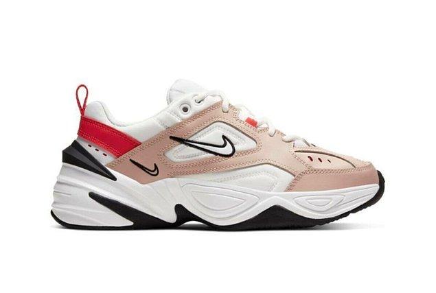 3. Basic kombinlerinizin baş tacı olacak bir ayakkabı: Nike m2k Tekno! 👊