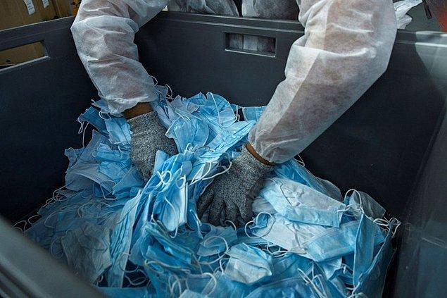 İşler böyle giderse 30 yıl sonra denizde balıklardan daha fazla plastik atık olacak.