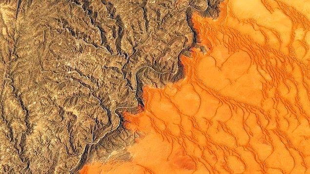 2. Namibya'daki Namib-Naukluft Parkı, 13 Kasım 2019